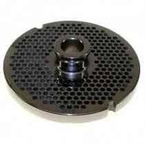 PIASTRA INOX D2 MOD.42/4,5 MM H12 SALDOBRASATO 2 CAVE