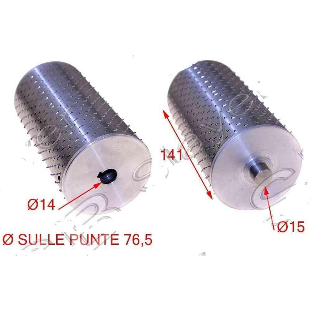 RULLO GRATTUGIA SIRMAN 141 X 76,5