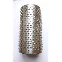 FAMA ROLLER GRATER COMPLETE WITH FLANGES 78X148 INOX
