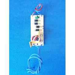 scheda elettronica nf-77 estrattore rgv juice art primo modello