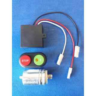 push button and condenser kit for rgv slicer