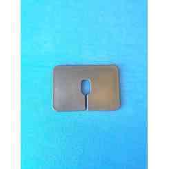 coperchio plastica nero per grattugia rgv modello 8g e g/s