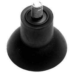 SUCTION CUP FOOT D.6 mm LARGE