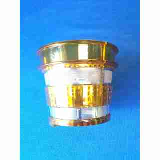yellow basket filter for juice extractor art plus and muscle rgv