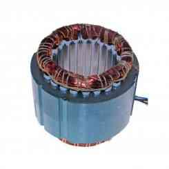 avvolgimento statore pacco 60 altezza lamellare 60mm 230v diametro esterno 110mm