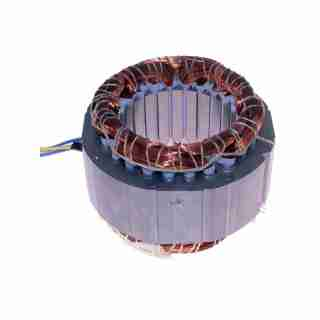 stator winding pack 40 lamellar height 40mm 230v external diameter 110mm