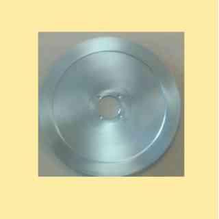 blade for slicer 350 diameter 35cm central hole 57mm four holes material 100cr7