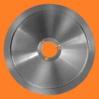 blade for slicer 195 diameter 195cm three holes c45 fac rgv omas essedue