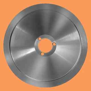 blade for slicer 220 diameter 22cm three hole central hole 40mm c45 rgv and other