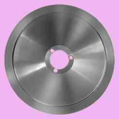 lama per affettatrice 275 diametro 27,5cm foro centrale 40mm noaw regina rgv rheninghaus materiale c45