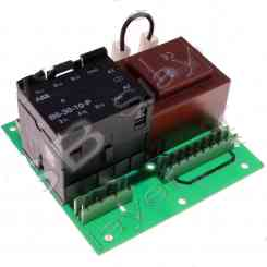 scheda elettronica volt 220-380 fase 1-3 mod. sr-f marca siprem