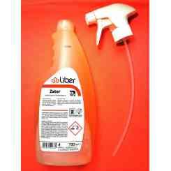 Detergente sgrassante universale energico Zator HACCP per affettatrici tritacarne grattugia e piani in acciaio