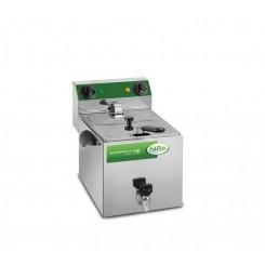 FRIGGITRICE SINGOLA 8L MFR80R con rubinetto