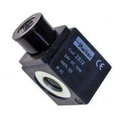 bobina 24v cc per elettrovalvola parker