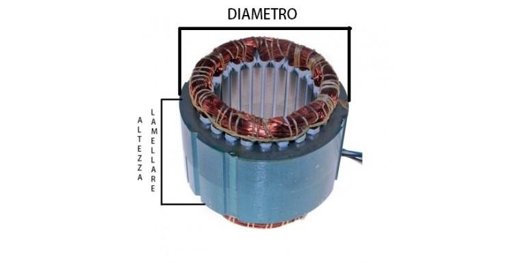riparazione motore 220/380v