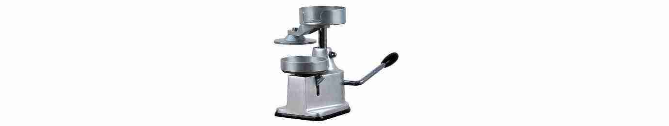 hamburgers and beaters meat press