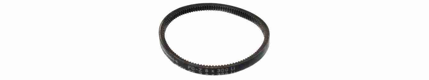 trapezoidal belt