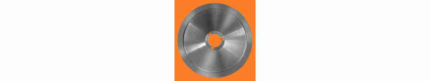 lama disco per affettatrice 195 19,5 in acciaio