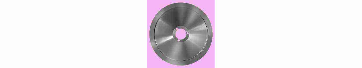 lama per affettatrice 275 - 280 in acciaio