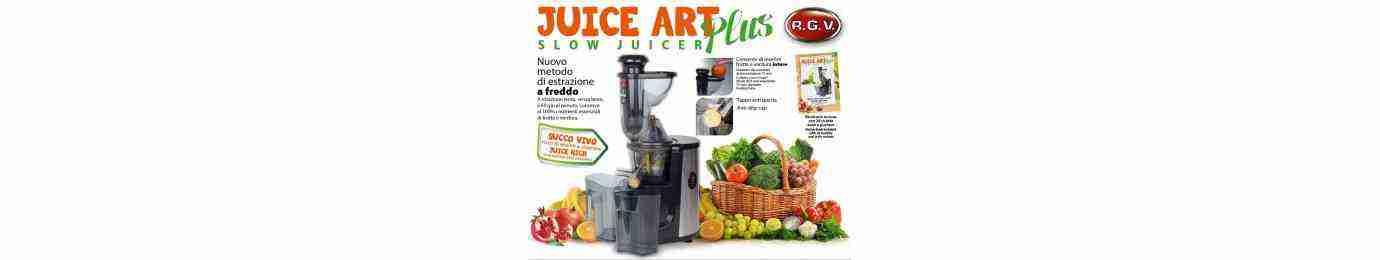 plus ricambi per estrattore succo juice art code 110631