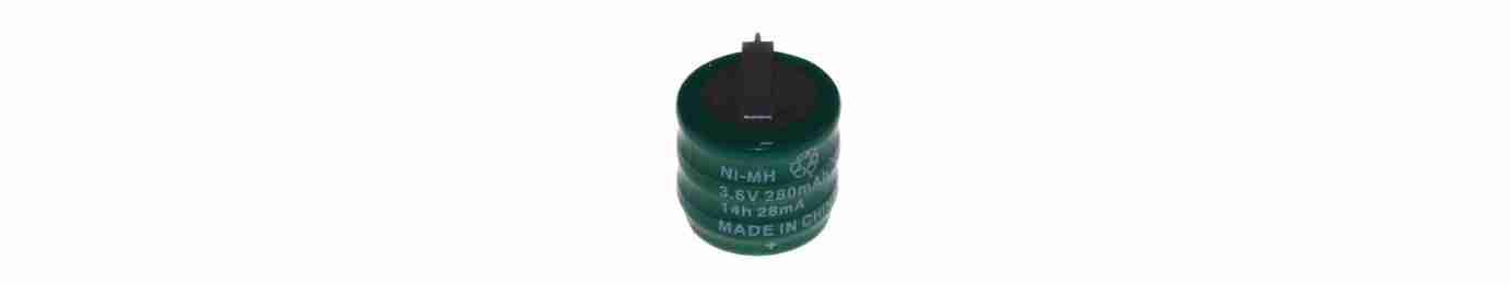 batterie per schede elettroniche e bilance