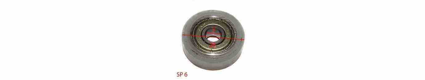 bearings for slicers