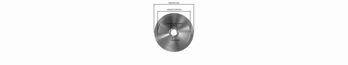 lame dischi per tutte le affettatrici 195 200 220 250 275 300 350 370 rgv fama  sirman berkel
